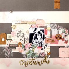 DT HIP KIT CLUB - Captured layout By Amelie MORDRET