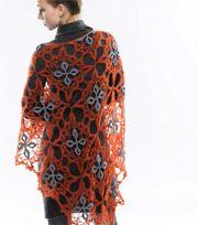 Granada Shawl Crochet Pattern