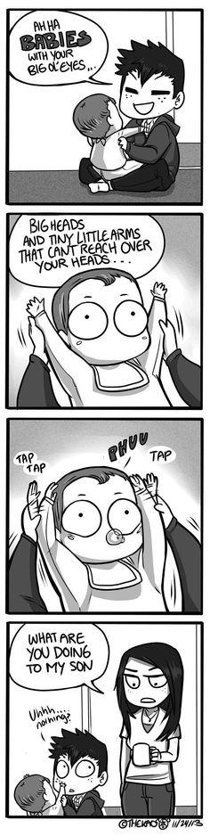 Mondo Mango :: Playing With Babies | Tapastic Comics - image 1