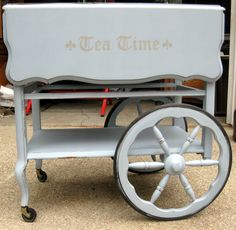 Tea Cart Redo