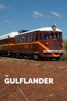 The Gulflander, Queensland
