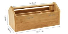 Tool Box Diy, Wood Tool Box, Wood Tools, Diy Storage Rack, Tool Storage, Holiday Wood Crafts, Diy And Crafts, Pallet Projects, Toy Chest