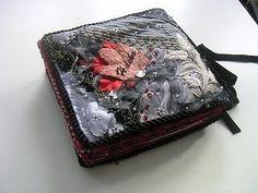 crazy quilting fabric book