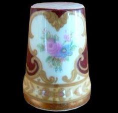 Royal Albert China - Special Collections - Thimbles