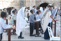 Jeruzalem: Klaagmuur
