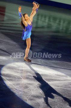 四大陸選手権2008のエキシビジョンが行われる 国際ニュース:AFPBB News