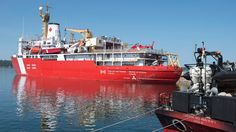Canada's largest icebreaker is preparing for a critical expedition to the North Pole, marking the country's final mission in the High Arctic before making an official claim to the barren, but strategically important area at the top of the world.