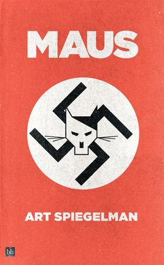 """Maus by Art Spiegelman - The first comic book to win a Pulitzer Prize, Maus paved the way in English-speaking countries for the recognition of the comics medium as a legitimate art form and for graphic novels that deal with """"serious"""" issues."""