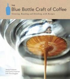 I'd have this one just because it brings back happy memories of a great coffee from these guys on the High Line. This book is designed to bring the artisan coffee world, with its gadgets and different brewing techniques, to life in a way that most of us will be able to relate to. #coffee