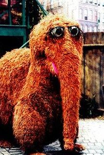 "Mr. Snuffleupagus. Or however you spell it. Yes, he's a woolly mammoth, but that makes him the elephant's wise ol' lovable great grandpa. Really puts the ""O"" in GOP. And using him will more than make up for the whole Big Bird debacle. He can make believers out of us all."