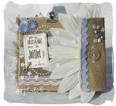 Mini Albums - Livre d'enfant… - Mini album mariage… - Livre d'enfant… - Scrappadingue - Le scrap d Elodie Touzet iggydodie