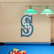 Seattle Mariners 3D Foam Logo Sign