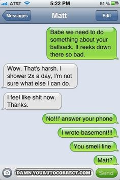 A new cool selection of autocorrectfails, click the image for more!