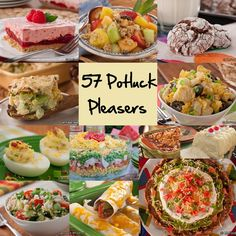 The next time you need that perfect potluck dish for a summer barbecue, your next book club meeting, or just an evening with friends, check out our collection of over 50 easy potluck recipes!
