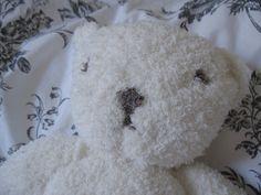 Un vrai ours en peluche : le modèle – Petites Broutilles