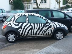 Haha, I can see me doing something like this to my car!
