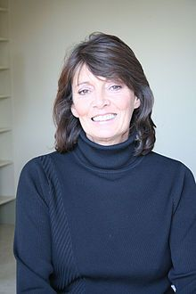 Sarah Douglas (born 12 December 1952) is an English actress. She is perhaps best known for playing the Kryptonian supervillain Ursa in Superman (1978) and Superman II (1980). Her other prominent roles include that of the evil Queen Taramis in the 1984 film Conan the Destroyer, and Pamela Lynch in the 1980s primetime drama series Falcon Crest (1983–85).