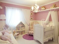 muebles bebe en color blanco