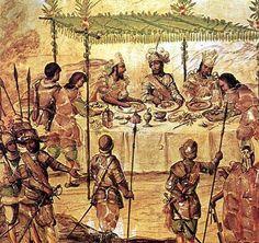 El primer banquete tipo medieval en México