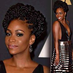 Mane Attraction: Teyonah Parris' Showstopping Hair