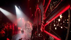Corporate stage set on Behance Concert Stage Design, Stage Set Design, Maxon Cinema 4d, Stage Lighting, Autocad, Staging, Behance, Ideas, Role Play