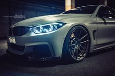 Featured Fitment: BMW 435i M w/Brixton Forged M53 Wheels
