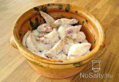 Hungarian Cake, Hungarian Recipes, Hummus, Potato Salad, Potatoes, Meat, Chicken, Ethnic Recipes, Cakes