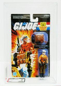 Gi Joe Outback 1990 Afa Moc Fuerza Tigre Europeo Figura de acción de Hasbro clasificados 80 | Juguetes y pasatiempos, Figuras de acción, Militar y de aventuras | eBay!