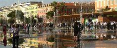 The Promenade du Paillon Nice, France