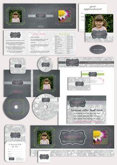 14 Pc. Photography marketing set marketing by AquariusDownloads, $35.00