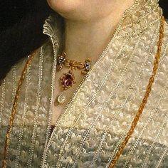 ~ Camilla Gonzaga condesa de San Segundo, by Parmigianino.