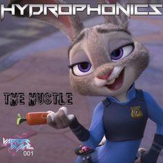 Vapor Wave Presents: Hydrophonics  The Huslte (Wav Format)