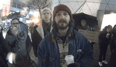 Chassé de New York, Shia LaBeouf réinstalle son live-stream anti-Trump au Nouveau-Mexique