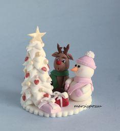 Marsispossu: Petteri Punakuono, Rudolph the Red-Nosed Reindeer
