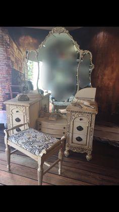 Superieur Amazing Vanity Refinished By Deja Vu Furniture Design LIKE Us On FaceBook :)