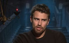 WATCH: Theo James says Divergent cast arent involved in TV show