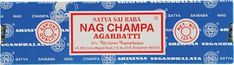 Nag Champa blends several rich scents including sandalwood and halmaddi, a resin native to the Indian subcontinent. The combination of scents gives the area where Nag Champa is burned a scent instantly recognizable to incense fans, one redolent of the gardens and markets of India. When people wish to cover another, less desirable odor, such as sweat, Nag Champa provides a more exotic alternative to the air freshening products of western corporations. Nag Champa's scent lingers longer than…