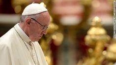 Pope Francis said Sunday that Christians should apologize to gays and lesbians, remarks that quickly have been hailed as historic.