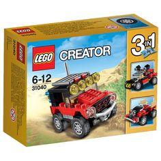 LEGO Creator 31040: Desert Racers
