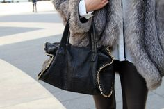 RUNWAY TO REALWAY: Street style at #MBFW be-jewel.com