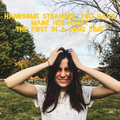 handsome stranger, you have made her happy// the first in a long time (dodie) created and uploaded by ashlin (@ashlin1025)