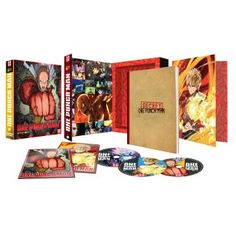 One Punch Man Intégrale Edition Collector DVD