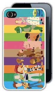 Disney Pixar Toy Story iPhone Case
