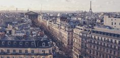 Ah Paris, Paris ! Mais oui ! Le petit Dincrou s'y ai rendu le week-end du 19 février 2016.