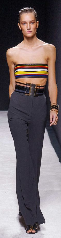 Balmain Collection  Spring  2015  - via JAMES MITCHELL