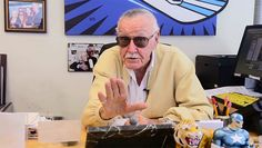 Stan Lee Discusses the Past and Present Look of His Iconic Mustache