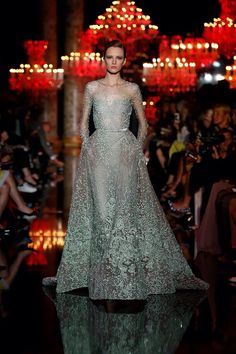 Elie Saab Haute Couture Fall Winter 14-15