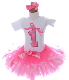 Baby Girl 1st Birthday Outfits | ... they have a stunning array of themed first birthday party outfits too