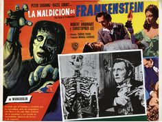 The Curse Of Frankenstein, Peter Photograph  - The Curse Of Frankenstein, Peter Fine Art Print