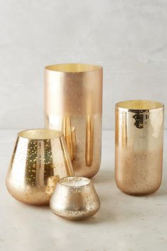 Mercury Moonglow Candle (large/small cone, large/small cylinder) $18 - $68